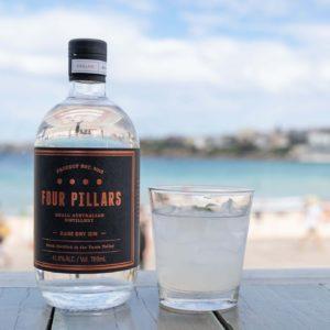 four pillars beach